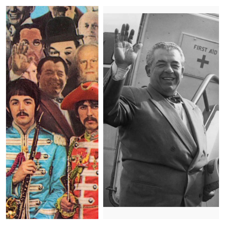 Sgt Pepper Photos